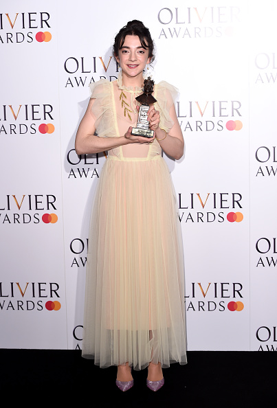 Eamonn M「The Olivier Awards 2019 with MasterCard - Press Room」:写真・画像(17)[壁紙.com]
