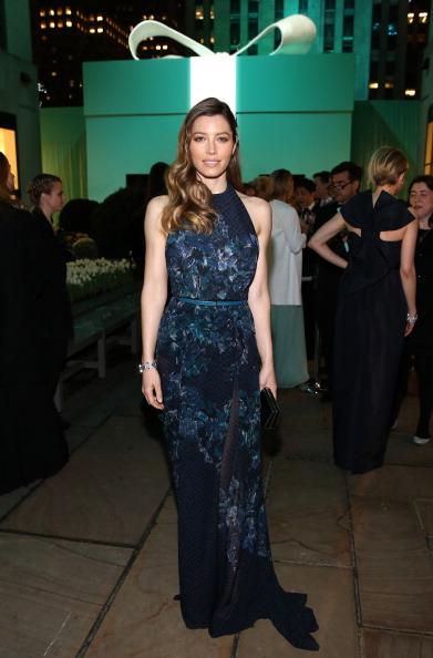 Elie Saab - Designer Label「Tiffany & Co. Celebrates Its Blue Book Ball At Rockefeller Center In New York City」:写真・画像(17)[壁紙.com]