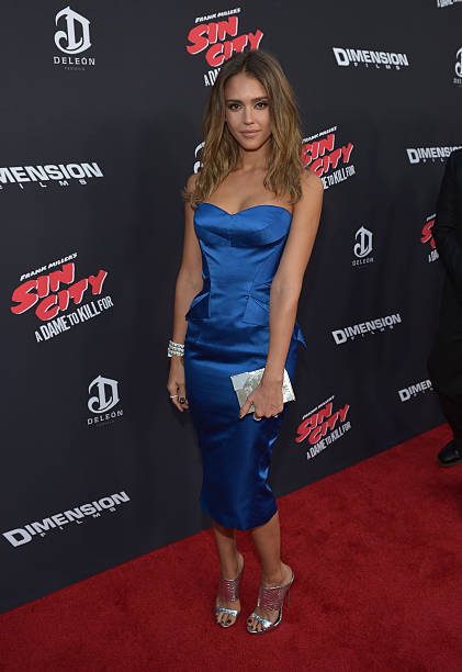 """""""SIN CITY: A DAME TO KILL FOR"""" Premiere Presented By Dimension Films In Partnership With Time Warner Cable, Dodge And DeLeon Tequila - Red Carpet:ニュース(壁紙.com)"""