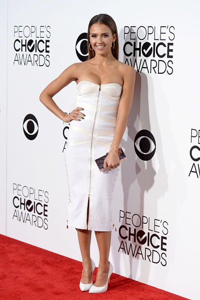 Rectangle「The 40th Annual People's Choice Awards - Arrivals」:写真・画像(17)[壁紙.com]