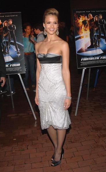 "Stockings「20th Century Fox Premiere Of ""Fantastic Four"" - Arrivals」:写真・画像(10)[壁紙.com]"