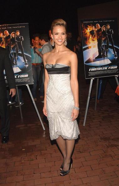"Stockings「20th Century Fox Premiere Of ""Fantastic Four"" - Arrivals」:写真・画像(11)[壁紙.com]"