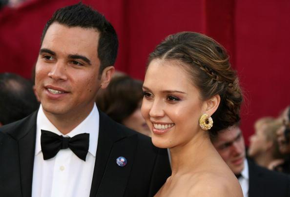 Stud Earring「80th Annual Academy Awards - Arrivals」:写真・画像(6)[壁紙.com]
