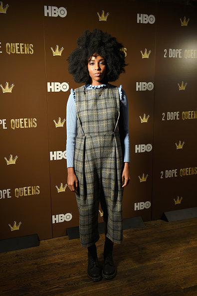 """Jessica Williams - Actress「HBO's """"2 Dope Queens"""" Winter Soiree at Sundance」:写真・画像(18)[壁紙.com]"""