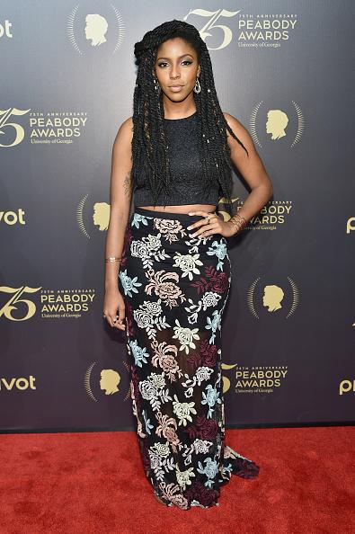 Jessica Williams - Actress「The 75th Annual Peabody Awards Ceremony - Arrivals」:写真・画像(3)[壁紙.com]