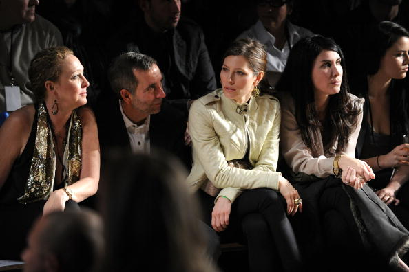 Cropped Jacket「William Rast - Front Row - Fall 2010 MBFW」:写真・画像(16)[壁紙.com]
