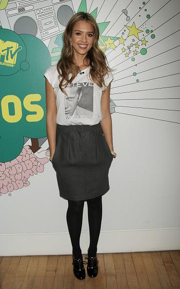 MTV Times Square Studios「MTV TRL Presents Jessica Alba, Alicia Keys & Jonas Brothers」:写真・画像(2)[壁紙.com]