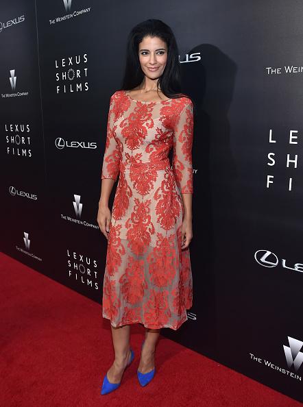 Three Quarter Length Sleeve「The Weinstein Company And Lexus Present Lexus Short Films - Red Carpet」:写真・画像(1)[壁紙.com]