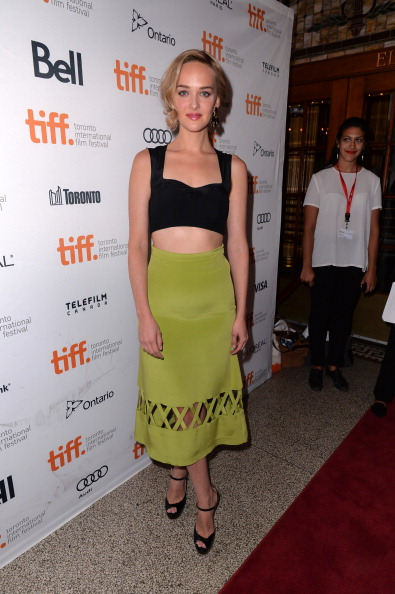 """Elgin Theatre「""""The Disappearance Of Eleanor Rigby: Him And Her"""" Premiere - Arrivals - 2013 Toronto International Film Festival」:写真・画像(16)[壁紙.com]"""