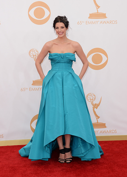 Strapless Dress「65th Annual Primetime Emmy Awards - Arrivals」:写真・画像(10)[壁紙.com]