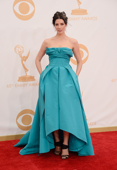 Jessica Pare「65th Annual Primetime Emmy Awards - Arrivals」:写真・画像(19)[壁紙.com]