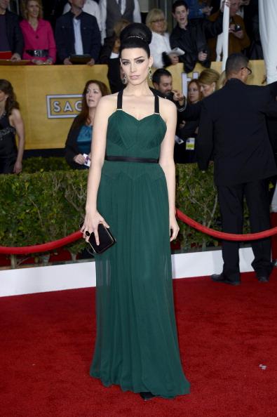 Sleeveless Dress「19th Annual Screen Actors Guild Awards - Arrivals」:写真・画像(19)[壁紙.com]