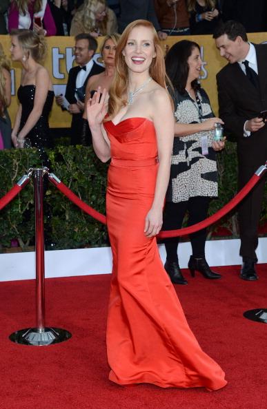 Side Part「19th Annual Screen Actors Guild Awards - Arrivals」:写真・画像(17)[壁紙.com]