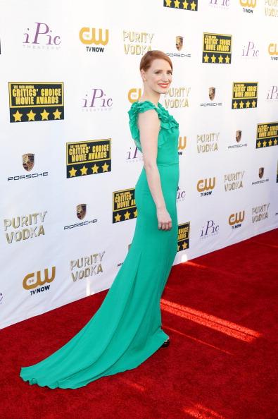 Nina Ricci「19th Annual Critics' Choice Movie Awards - Arrivals」:写真・画像(11)[壁紙.com]