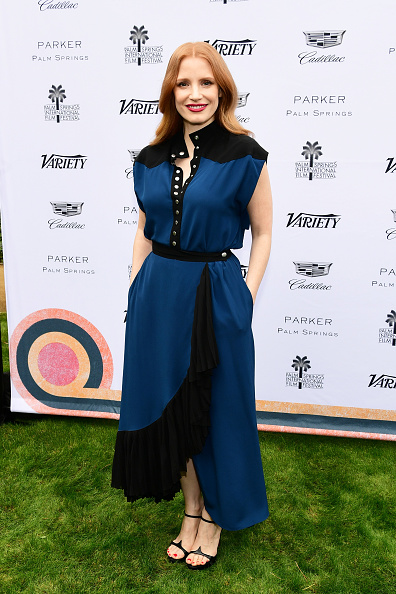Palm Springs International Film Festival「Variety's Creative Impact Awards And 10 Directors To Watch At The 29th Annual Palm Springs International Film Festival - Arrivals」:写真・画像(2)[壁紙.com]