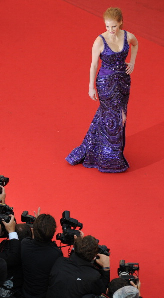 Embellished Dress「'All Is Lost' Premiere - The 66th Annual Cannes Film Festival」:写真・画像(14)[壁紙.com]