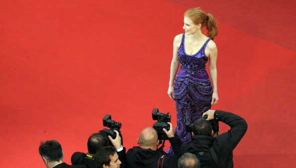 Train - Clothing Embellishment「'All Is Lost' Premiere - The 66th Annual Cannes Film Festival」:写真・画像(16)[壁紙.com]