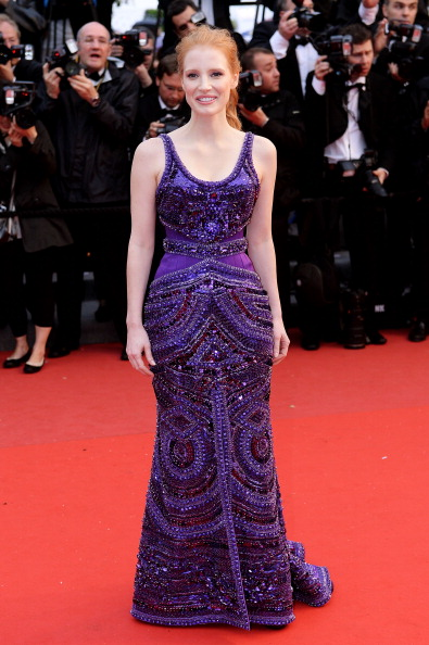 Train - Clothing Embellishment「'All Is Lost' Premiere - The 66th Annual Cannes Film Festival」:写真・画像(15)[壁紙.com]