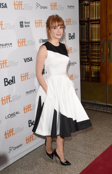 "Christian Dior Dress「""Miss Julie"" Premiere - Arrivals - 2014 Toronto International Film Festival」:写真・画像(14)[壁紙.com]"