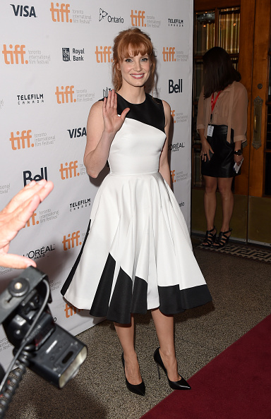 "Christian Dior Dress「""Miss Julie"" Premiere - Arrivals - 2014 Toronto International Film Festival」:写真・画像(16)[壁紙.com]"