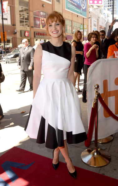 "Christian Dior Dress「""Miss Julie"" Premiere - Arrivals - 2014 Toronto International Film Festival」:写真・画像(15)[壁紙.com]"