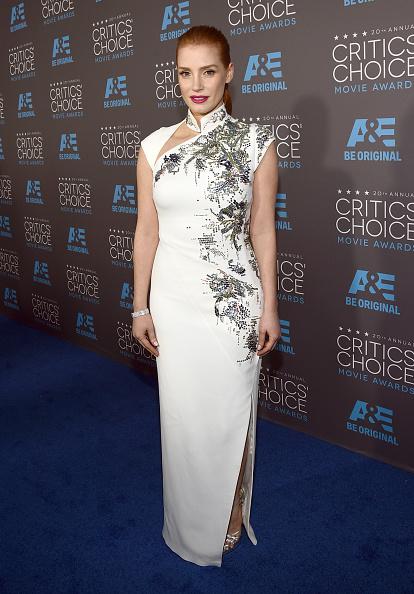 Bodice「20th Annual Critics' Choice Movie Awards - Red Carpet」:写真・画像(13)[壁紙.com]