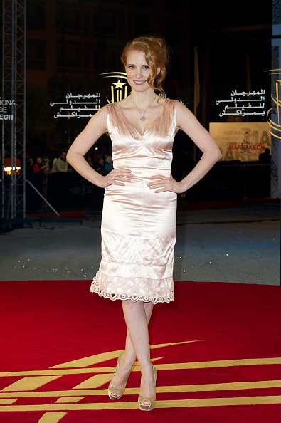 "Gold Shoe「Marrakech International Film Festival 2011 - ""Another Happy Day"" Red Carpet Premiere」:写真・画像(16)[壁紙.com]"