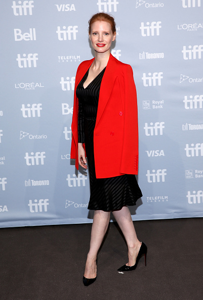 "Press Room「2017 Toronto International Film Festival - ""Molly's Game"" Press Conference」:写真・画像(9)[壁紙.com]"