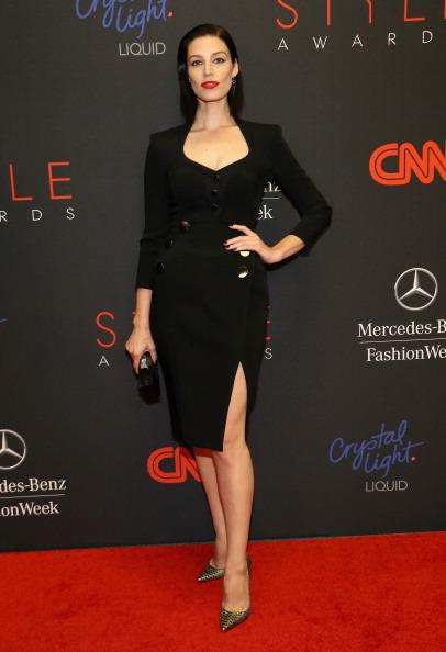 ボタン「10th Annual Style Awards - Arrivals - Mercedes-Benz Fashion Week Spring 2014」:写真・画像(18)[壁紙.com]