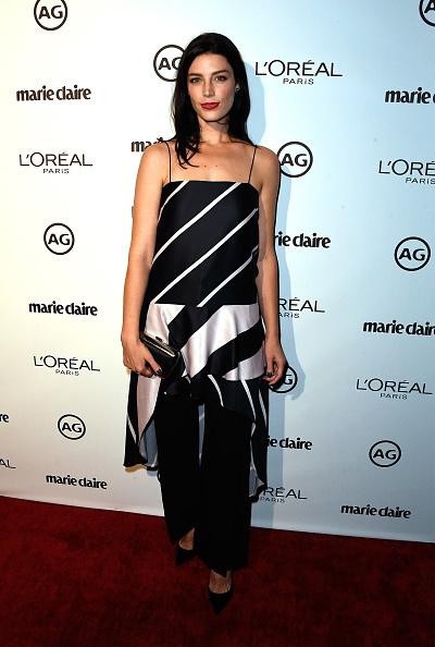 Jessica Pare「Marie Claire's Image Maker Awards 2017 - Arrivals」:写真・画像(15)[壁紙.com]