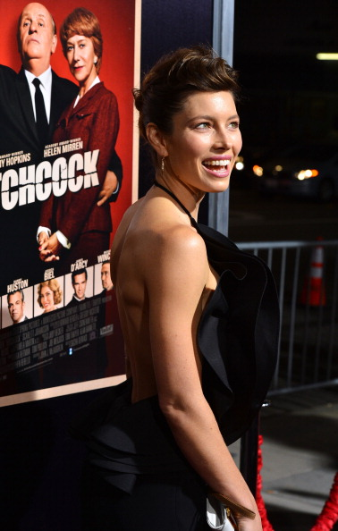 "Halter Top「Premiere Of Fox Searchlight Pictures' ""Hitchcock"" - Arrivals」:写真・画像(10)[壁紙.com]"