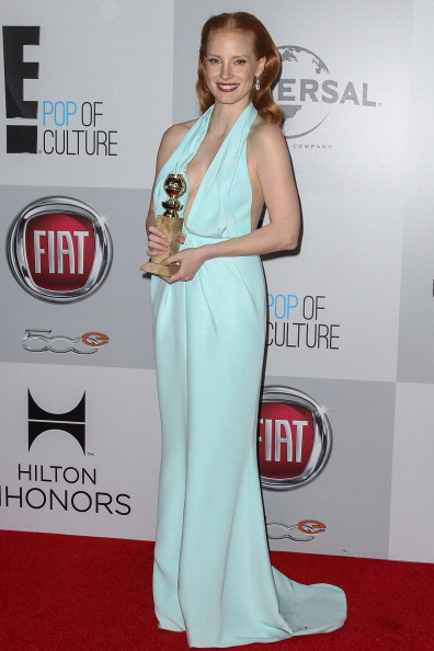 Halter Top「NBC Universal's 70th Annual Golden Globe Awards After Party - Arrivals」:写真・画像(8)[壁紙.com]
