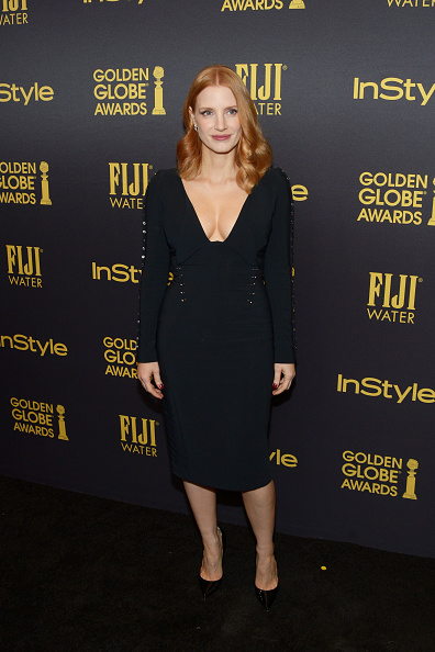 Black Color「Hollywood Foreign Press Association And InStyle Celebrate The 2017 Golden Globe Award Season」:写真・画像(11)[壁紙.com]