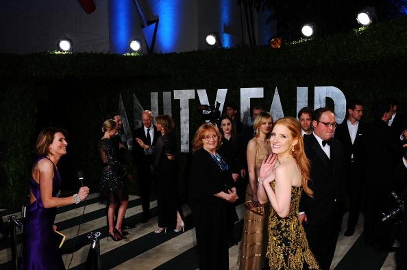 West Hollywood「2012 Vanity Fair Oscar Party Hosted By Graydon Carter - Arrivals」:写真・画像(19)[壁紙.com]