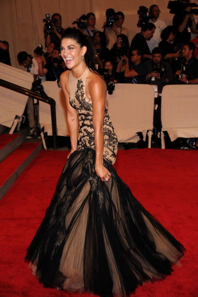 """Larry Busacca「""""American Woman: Fashioning A National Identity"""" Met Gala - Arrivals」:写真・画像(15)[壁紙.com]"""