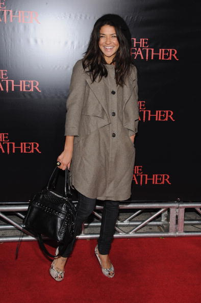 "Beret「Premiere Of ""The Stepfather"" - Arrivals」:写真・画像(19)[壁紙.com]"