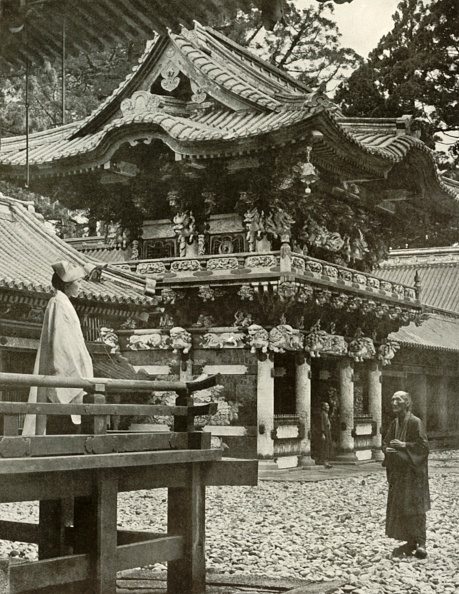 Tradition「The Yomei Gate At Nikko」:写真・画像(14)[壁紙.com]