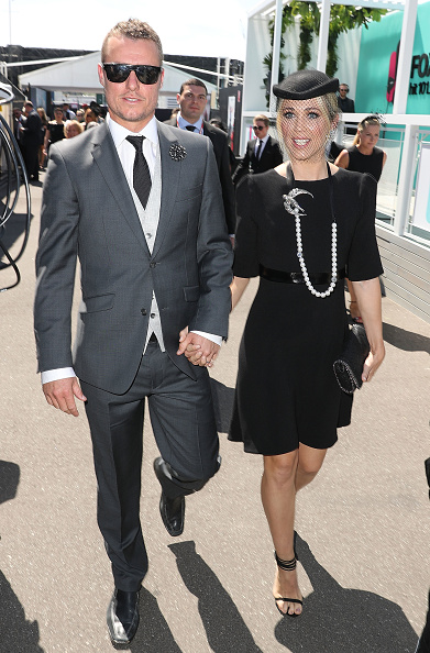 Melbourne Cup Carnival「Celebrities Attend Derby Day」:写真・画像(12)[壁紙.com]