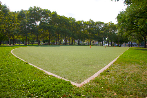 Durability「Park with synthetic and natural grass」:スマホ壁紙(8)