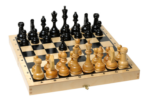 Battle「Chessboard」:スマホ壁紙(3)