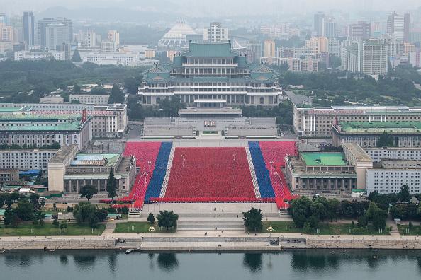 Pyongyang「Life In North Korea」:写真・画像(2)[壁紙.com]