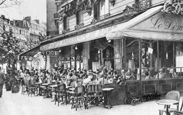 Paris - France「Cafe Du Dome」:写真・画像(11)[壁紙.com]