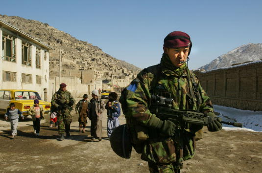 Kabul「British Gurka Soliders in Afghanistan」:写真・画像(7)[壁紙.com]
