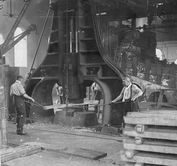 19th Century「Steel Workers」:写真・画像(5)[壁紙.com]