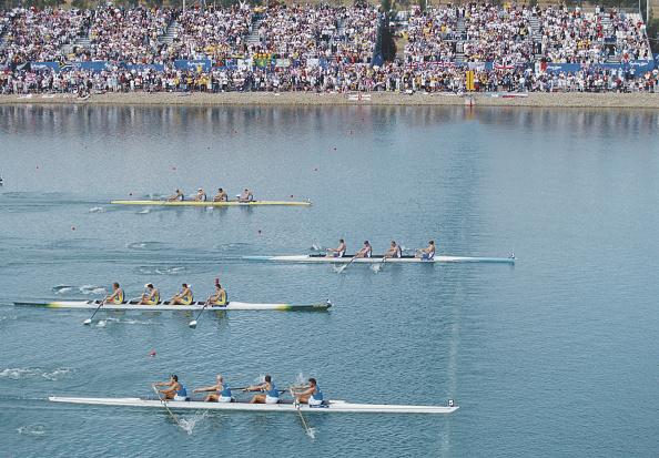 Rowing「XXVII Olympic Summer Games」:写真・画像(8)[壁紙.com]