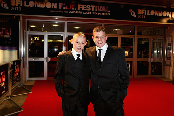 "Odeon West End「""The Selfish Giant"" - Red Carpet Arrivals: 57th BFI London Film Festival」:写真・画像(5)[壁紙.com]"