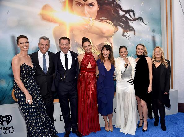 封切り「Premiere Of Warner Bros. Pictures' 'Wonder Woman' - Red Carpet」:写真・画像(15)[壁紙.com]