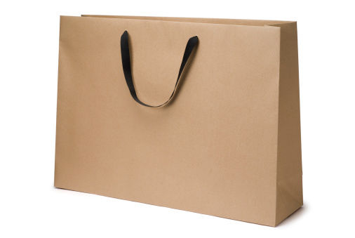 String「Brown craft paper bag」:スマホ壁紙(3)