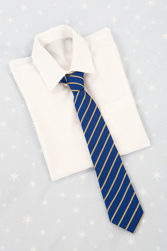 Well-dressed「School shirt and tie」:スマホ壁紙(4)
