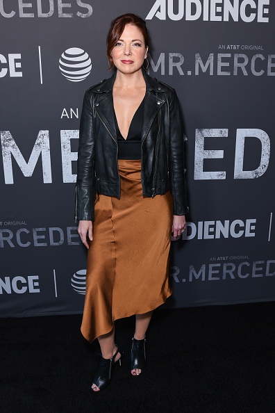 "Presley Ann「Photo Call For AT&T AUDIENCE Network's ""Mr. Mercedes"" Special SAG Screening」:写真・画像(5)[壁紙.com]"